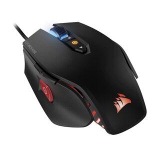 Corsair Gaming M65 PRO RGB - Black - Gaming Mus - Optisk - 8 knapper - Sort med RGB lys