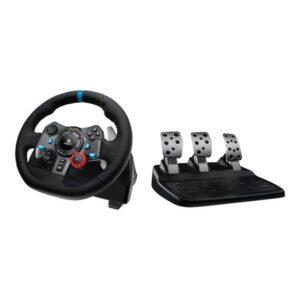 Logitech G29 Driving Force (PS4-PS3-PC) - Rat & Pedal sæt - Sony PlayStation 3