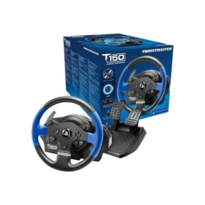 Thrustmaster T150 RS edition - Rat & Pedal sæt - Sony PlayStation 4