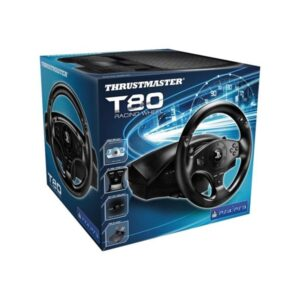 Thrustmaster T80 PS4 Wheel - Rat & Pedal sæt - Sony PlayStation 4