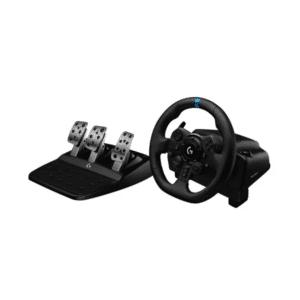 Logitech G923 Racing Wheel & Pedals PS4 & PC - Rat & Pedal sæt - PC