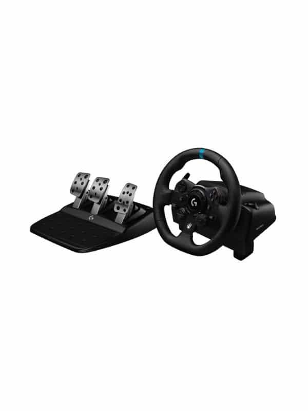 Logitech G923 Racing Wheel & Pedals Xbox One & PC - Rat & Pedal sæt - Microsoft Xbox One