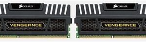 16GB (2x 8GB) DDR3 Vengeance hukommelsesmodul 2 x 8 GB 1600 Mhz