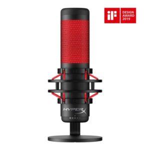 Kingston HyperX QuadCast microphone
