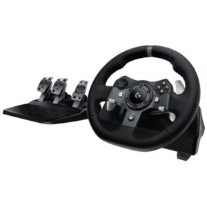 Logitech - Rat Og Pedaler - G920 Driving Force - Pc Xbox One