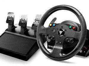 TMX PRO Sort Rat + Pedaler Analog/digital PC, Xbox One