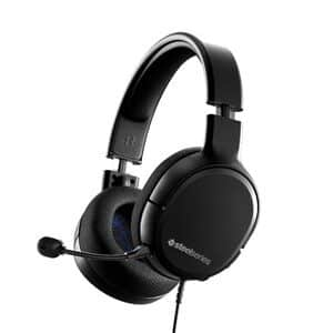 Arctis 1 Headset 3,5 mm stik Sort