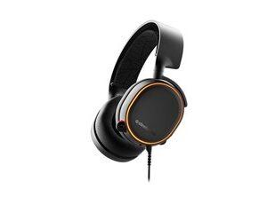 Arctis 5 Headset 3,5 mm stik Sort