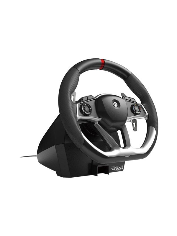 HORI Force Feedback Racing Wheel DLX - Rat & Pedal sæt - PC