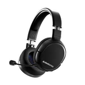 Arctis 1 Wireless Headset 3,5 mm stik Sort