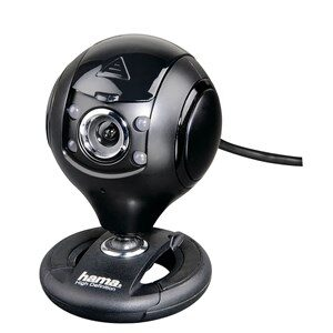 Webcam HD Spy Protect 16:9 Sort